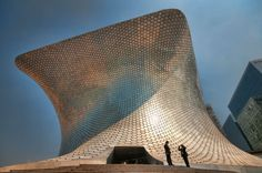 museo soumaya mexico city - Google Search
