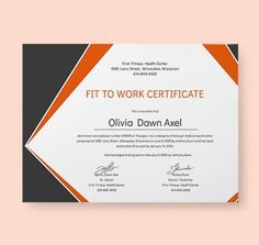 Top 10 Free Achievement Certificate Templates Powerpoint 2010, Certificate Templates, Graphic Design, Top, Free, Ideas, Thoughts, Crop Shirt, Visual Communication