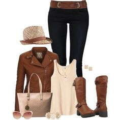 """""""Casual Collection Under $50"""" by laaudra-rasco on Polyvore"""