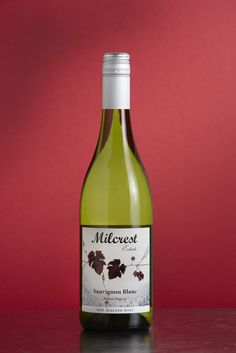 Milcrest Estate - Milcrest Estate vineyard and luxury accommodation New Zealand Holidays, Luxury Accommodation, Sauvignon Blanc, Wineries, Wine Cellar, Vineyard, Drinks, Bottle, Riddling Rack