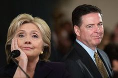 FBI agents are ready to revolt over the cozy Clinton probe