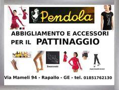 Tutto per il pattinaggio da Pendola sport via mameli 94 a Rapallo.
