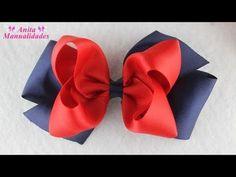 Handmade Flowers, Diy Flowers, Fabric Flowers, Diy Hair Bows, Ribbon Hair, Head Accessories, Girls Bows, Diy Hairstyles, Hair Clips