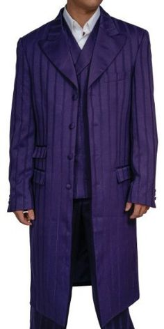 New Men's 3 Piece Super 150s Purple Zoot Dress Suit (Halloween Joker Costume) by New Era Factory Outlet Take for me to see New Men's 3 Piece Super 150s Purple Zoot Dress Suit (Halloween Joker Costume) Review It is likely to buy any products and New Men's 3 Piece Super 150s Purple Zoot Dress Suit …