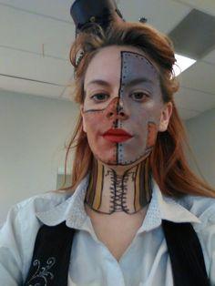 Steampunk Makeup!