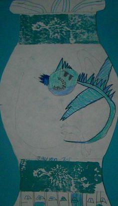Jayvon52's art on Artsonia - grade 2