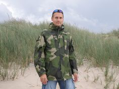 Photoshoot for NCWR Jacket M90 http://webshop.tacupgear.com