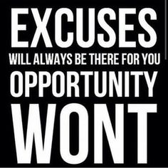 Take opportunity when it presents itself... save regret for those that don't.