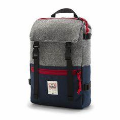 Topo Designs x Woolrich – Rover Pack | Heldth