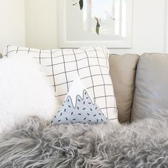 I love quirky additions and this snow capped mountain cushion is so gorgeous. I would put it in my lounge or in my future kids room.