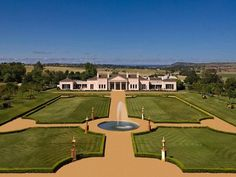 Brindley Park Estate In New South Wales, Australia