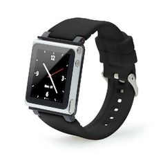This would be awesome to have for when I go running... I could wear it anywhere to track my steps too. BUT I would have to find or get my nano. -iWatchz CLRCHR22BLK Q Collection Wrist Strap for iPod Nano 6G-Black iWatchz,http://www.amazon.com/dp/B004FEEZHQ/ref=cm_sw_r_pi_dp_Fsmltb1GGSKKGW7G