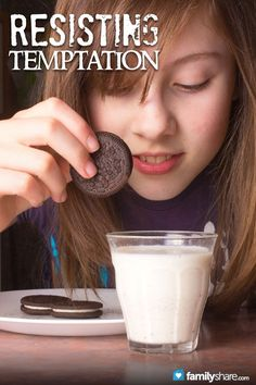 SELF CONTROL! Love the helpful tips in this article!