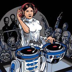 DJ Leia Organa