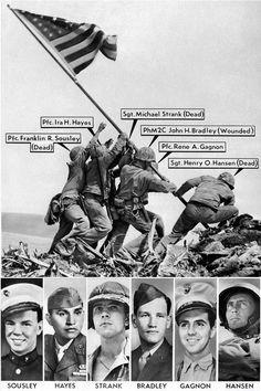 This Day in History: Feb 19, 1945: Marines invade Iwo Jima http://dingeengoete.blogspot.com/ http://1.bp.blogspot.com/-HArTmkWrCds/TV60SQZ7hsI/AAAAAAAABdY/FZam8pLX8l8/s1600/IwoJima1.jpg