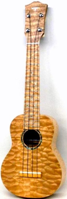 lardyfatboy: Ts Quilted Soprano =Lardys Ukulele of the day - a year ago --- https://www.pinterest.com/lardyfatboy/