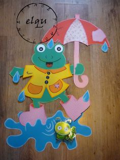 Fall Crafts, Spring, Frames, Winter Time, 1st Grades, Frogs, Jelly Beans, Animaux, Autumn Crafts