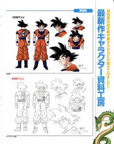character_design dragon_ball_series dragon_ball_super dragon_ball_z_kami_to_kami settei tadayoshi_yamamuro