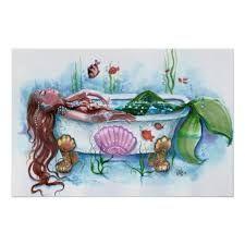 """Résultat de recherche d'images pour """"sirène baignoire"""""""