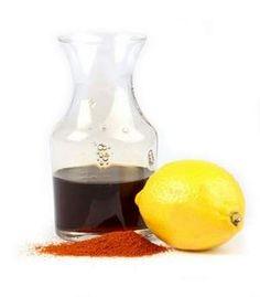 Mezcla jugo de limón con un poco de pimienta de cayena, jarabe de maple y agua. Suena como una bebida desagradable pero varias celebs la aprueban como el antídoto para bajar de peso.