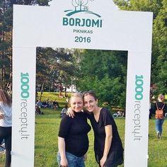 #borjomipiknikas #borjomi #kaunas #santaka #santakosparkas #1000receptu