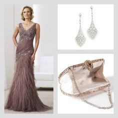 Mother Of The Bride Add Glamour And Sophistication With Miles Earrings Jackie Clutch Save 10