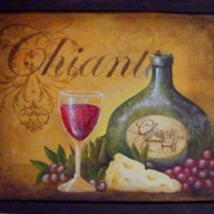 """Chianti! From """"trendy textures"""""""