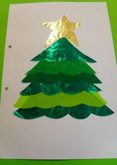 Nadal: diferents textures de paper