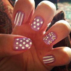 Easter Nails,