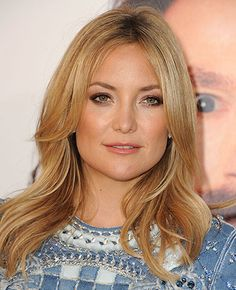 The Hottest Hair Color Trends For Fall - Blonde, With Shades Of Brown, Getty View LargerView Thumbnails Kate Hudson
