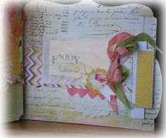Could incorporate a glassine envelope and die cuts together on a Project Life card. Glassine Envelopes, Heidi Swapp, On Today, Project Life, Mini Albums, Gifts For Mom, Embellishments, Projects, Cards