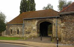 King Alfred the Great's final resting Hyde Abbey Hampshire. This is all that remains the gatehouse to the abbey. Winchester England, Winchester Hampshire, Hampshire England, Anglo Saxon History, British History, Saxon Chronicles, Anglo Saxon Chronicle, Anglo Saxon Kingdoms