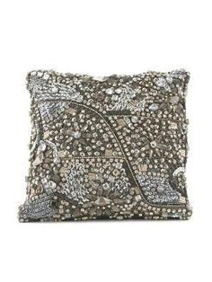crystal kingdom #pillows by BarefootSoul Had to send you this pillow. How many do you have now D? lol xoxo Marco