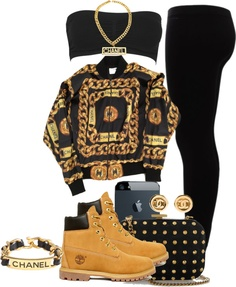 """Chanel"" by rocgetsmehigher on Polyvore"