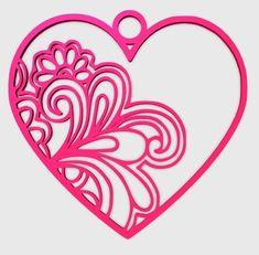 Heart+Flower+Pendant+by+Alajaz.