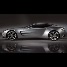 The incredible One-77 #AstonMartin