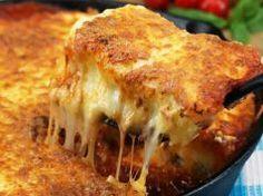 Krumplis lasagne! Nagyon finom, ki ne hagyd!