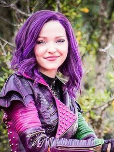 Mal from Descendants!!