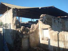 Patrimonio Industrial Arquitectónico: Daños del Molino del Amor. Murcia