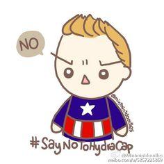 #saynotohydracap hashtag on Twitter
