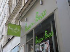 pousse pousse · raw food · paris     7, rue Notre-Dame de Lorette 75009   Paris Métro : Notre-Dame-de-Lorette, Saint Georges, Le Peletier Tel: 01 53 16 10 81