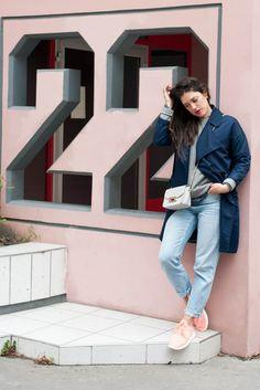 look Nike X L'atelier d'al blog lifestyle mode voyage DIY Paris