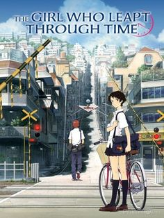 Cô Gái Vượt Thời Gian - The Girl Who Leapt Through Time (Toki O Kakeru Shôjo)