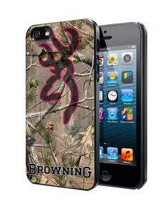 Browning Deer Camo Samsung Galaxy S3/ S4 case, iPhone 4/4S / 5/ 5s/ 5c case, iPod Touch 4 / 5 case