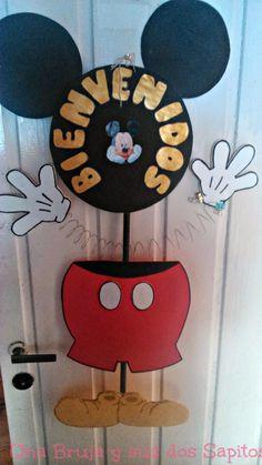 Cumpleaños Mickey #Ideasparatufiesta bolsitas para dulces #Mickey #Minnie #Party #Ideas #DIY #MickeyMouseParty #DisneyThemeParty