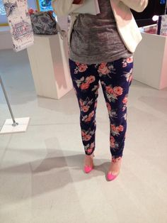 Spotted: Tweet showcasing #CKSS14 today - fab new Cath Kidston trousers coming to shops soon