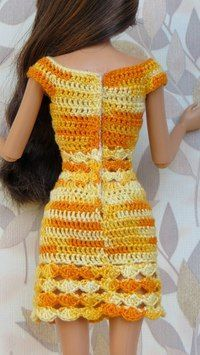 Photo Knitting ProjectsKnitting For KidsCrochet ProjectsCrochet Amigurumi Crochet Cardigan, Crochet Shawl, Crochet Baby, Crochet Top, Crochet Barbie Clothes, Doll Clothes, Tablet Weaving Patterns, Barbie Doll House, Barbie Dress