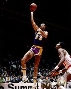Kareem Abdul-Jabbar - 4 high school state championships , 3 college national titles and 6 championship rings and a record 6 league mvps. not to mention the nbas all time leading scorer and the inventor of the sky hook. an all time great.
