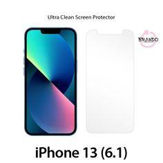 Brando Workshop Ultra-Clear Screen Protector (iPhone 13 (6.1))