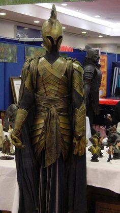 First Age elf armor